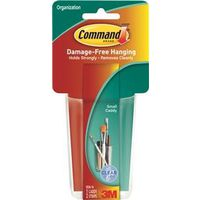 Command HOM-16 Small Clear Caddy