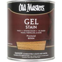Old Masters 80504 Oil Based Gel Stain