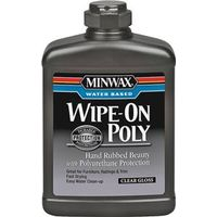 Minwax 40916 Wipe-On Poly