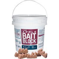 BLOCK BAIT RAT/MICE APPLE 9LB