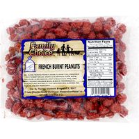 Family Choice 1132 Burnt Peanuts