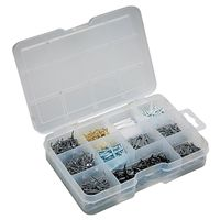 KT NAIL 620PC ASSORTED