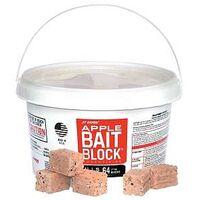 BLOCK BAIT APPLE 4LB