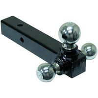 Cequent 21514 Tri-Ball Ball Mount