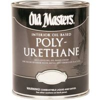 Old Masters 49416 Oil Based Interior Polyurethane