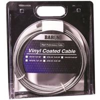 Baron 50215/50215 Pre-Cut Flexible Aircraft Cable
