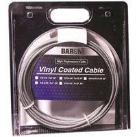 Baron 50215/50215 Pre-Cut Flexible Aircraft Cable