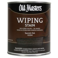 Old Masters 12204 Oil Based Wiping Stain