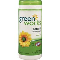 Green Works 30311 Cleaning Wipe