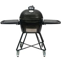 GRILL CERAMIC OVAL JR 200