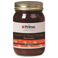 SAUCE HONEY BBQ 16OZ JOHNHENRY