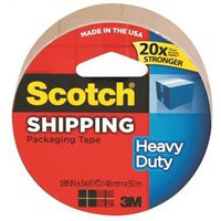 Scotch 3850T/3501T Shipping Packaging Tape
