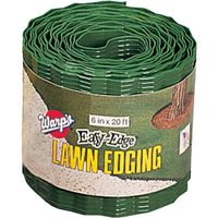Wrap Brothers LE620G Lawn Edging Border