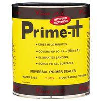 PRMR INTR/EXTR 1L TRANSPARENT