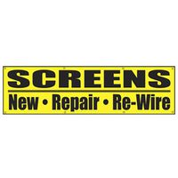 BANNER REPAIR WINDOW/SCREENS