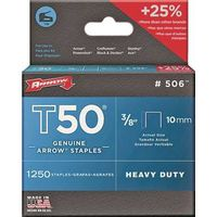 T50 50624/506 Flat Crown Staple