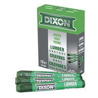 Dixon Ticonderoga 52200 Extruded Hexagonal Lumber Crayon