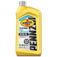 Pennzoil Platinum 550022686/5063684 Full Synthetic Motor Oil