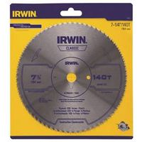 Irwin 11840 Combination Circular Saw Blade