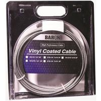 Baron 53205/50235 Pre-Cut Flexible Aircraft Cable