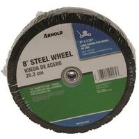 Arnold 490-322-0004/875B Diamond Tread Wheel