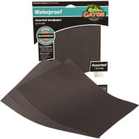 Gator 4475 Waterproof Sanding Sheet