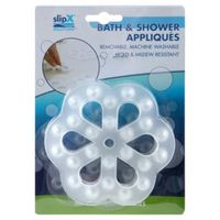TREADS BATH REMOVABLE CLEAR