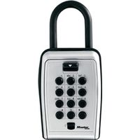 Master Lock 5422D Combination Push Button Portable Key Safe