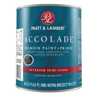 PAINT EXTR SEMI GLOSS NEUT 1QT