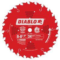 Diablo D0824X Circular Saw Blade