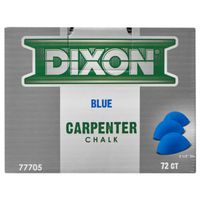 Dixon Ticonderoga 77705 Hemisphere Carpenter Chalk