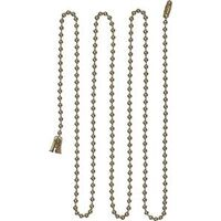 Cooper BP331BB Carded Ball Lamp Chain