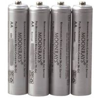 Moonrays 97125 Rechargeable Replacement Solar Battery