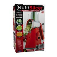 CHOPPER/SLICER/GRATER FOOD 3N1