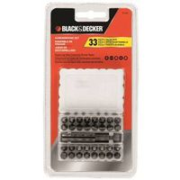 Black & Decker 71-515 Screwdriver Bit Set