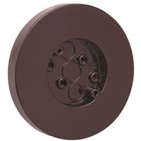 Carlon 5080-BROWN Round Outlet Box Cover