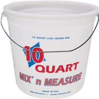 Mix-N-Measure 20325 Ringfree Paint Container With Wire Handle