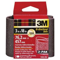 3M 9260-2 Resin Bond Power Sanding Belt