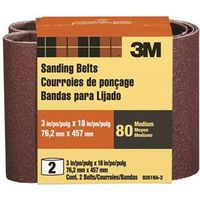 3M 9261-2 Resin Bond Power Sanding Belt