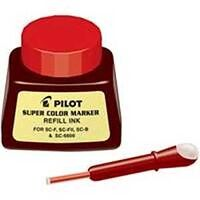PERM MARKER REFIL RED