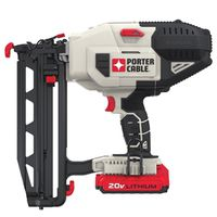 NAILER FINISH 16GA 20V LITHIUU