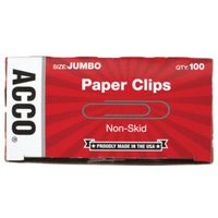 PAPER CLIPS JUMBO