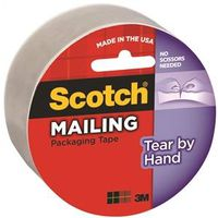 Scotch 3842 Tear-By-Hand Mailing Packaging? Tape