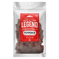 BEEF JERKY PEPPERED 10OZ
