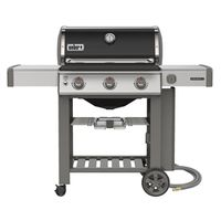 GRILL NATURAL GAS BLACK E-310