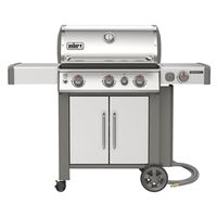GRILL NATURAL GAS SS S-335