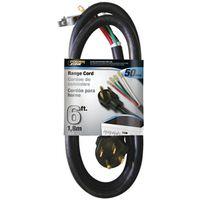 Powerzone ORR628206 SRDT Range Cord