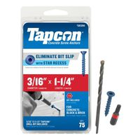 Tapcon 24350 Concrete Screw