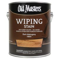 Old Masters 11801 Oil Based Wiping Stain