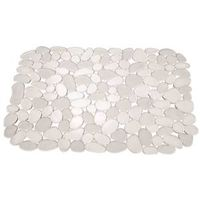 Inter-Design 60660 Large Textured Pebble Sink Mat
